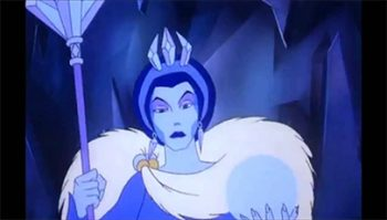 دانلود انیمیشن The Snow Queen 1995