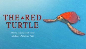 دانلود انیمیشن The Red Turtle 2017