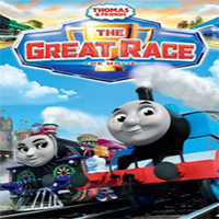 دانلود کارتون Thomas and Friends The Great Race 2016