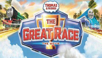 دانلود کارتون Thomas and Friends The Great Race 2016