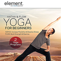 دانلود فیلم آموزشی 2011 Hatha And Flow Yoga For Beginners با کیفیت 720p HDTV