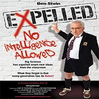 دانلود فیلم مستند Expelled No Intelligence Allowed 2008 با کیفیت 1080p BluRay