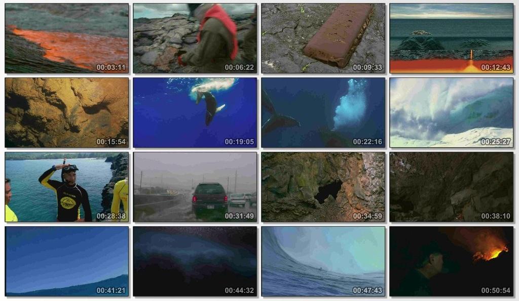 دانلود فیلم مستند Nature Amazing Places Kilauea Mountain Of Fire 2009 با کیفیت 720p BluRay