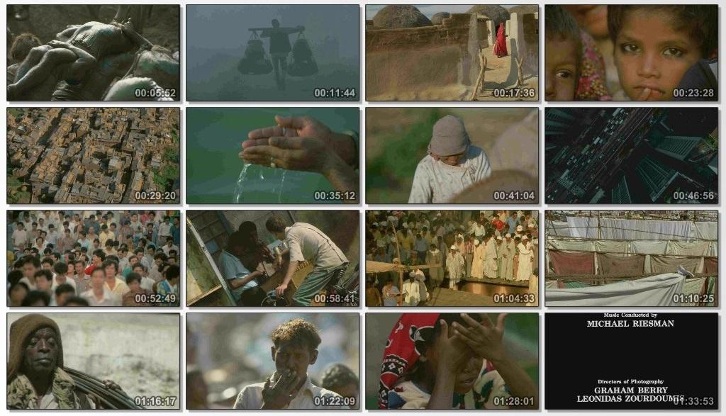دانلود فیلم مستند Powaqqatsi 1988 با کیفیت BRRip XviD