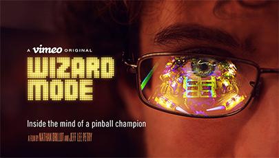 دانلود فیلم مستند Wizard Mode 2016 با کیفیت 1080p WEBRip