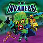 8Bit Invaders