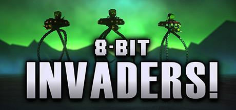 دانلود بازی کامپیوتر 8Bit Invaders نسخه RELOADED