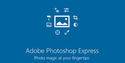 دانلود نرم افزار Adobe Photoshop Express Premium برای اندروید