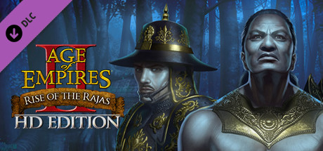 دانلود بازی کامپیوتر Age of Empires II HD Rise of the Rajas نسخه Reloaded