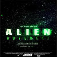 دانلود فیلم سینمایی Alien Covenant 2017