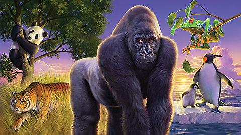 دانلود بازی کامپیوتر Animal Genius بهمراه تمام آپدیت ها