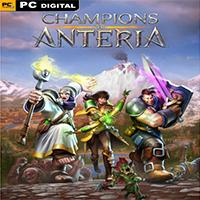 دانلود بازی کامپیوتر Champions of Anteria نسخه CPY