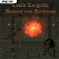 دانلود بازی کامپیوتر Castle Torgeath Descent into Darkness نسخه PLAZA