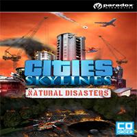 دانلود بازی کامپیوتر Cities Skylines Natural Disasters نسخه CODEX