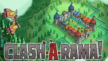 دانلود انیمیشن سریالی Clash A Rama The Series 2016