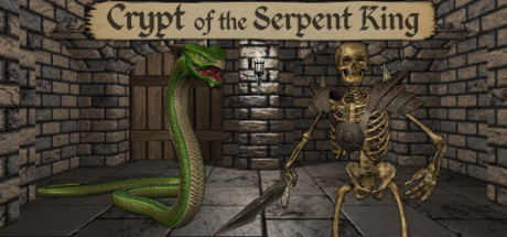 دانلود بازی computer Crypt of the Serpent King نسخه HI2U