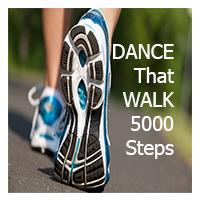 دانلود فیلم آموزشی DANCE That WALK 5000 Steps