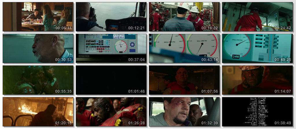 دانلود فیلم سینمایی Deepwater Horizon 2016