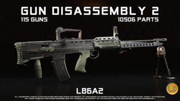 دانلود بازی اندروید Gun Disassembly 2