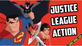 دانلود انیمیشن سریالی Justice League Action 2016