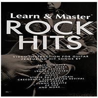 Learn And Master Guitar Rock Hits