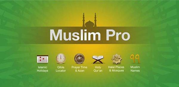دانلود نرم افزار Muslim Pro برای اندروید