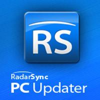 دانلود نرم افزار آپدیت درایور ها RadarSync PC Updater