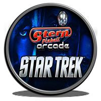 دانلود بازی کامپیوتر Stern Pinball Arcade Star Trek نسخه TiNYiSO