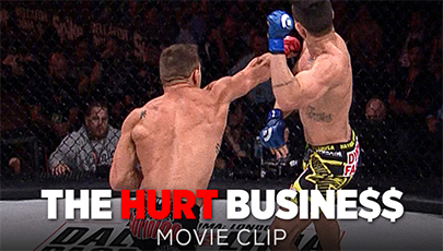 دانلود فیلم مستند The Hurt Business (2016)