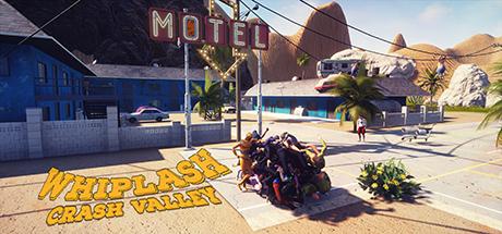 دانلود بازی کامپیوتر Whiplash Crash Valley نسخه PLAZA