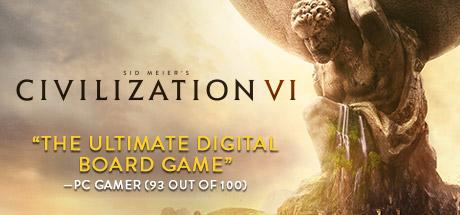 دانلود بازی کامپیوتر Sid Meiers Civilization VI Winter 2016 Edition نسخه Reloaded
