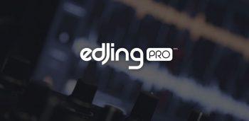 دانلود نرم افزار اندروید edjing PRO