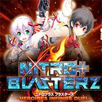 دانلود بازی کامپیوتر Nitroplus Blasterz Heroines Infinite Duel نسخه CODEX