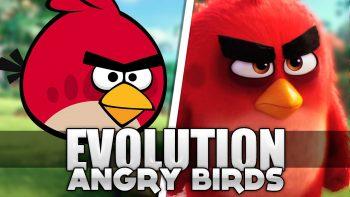 دانلود بازی Angry birds Evolution برای iOS