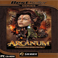 دانلود بازی کامپیوتر ARCANUM OF STEAMWORKS AND MAGICK OBSCURA