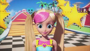 دانلود انیمیشن Barbie Video Game Hero 2017