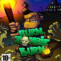 دانلود بازی Burn zombie, burn برای ios
