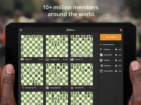 دانلود chess play and learn جدید