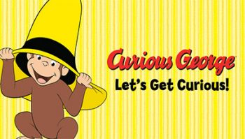 دانلود مجموعه انیمیشن آموزشی Curious George