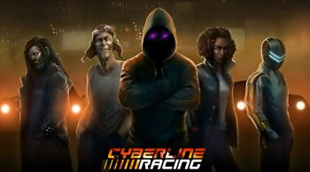 دانلود بازی Cyberline: Racing برای iOS