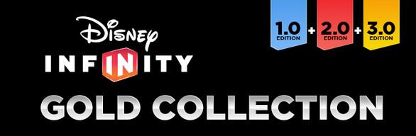 دانلود مجموعه بازی Disney Infinity Gold Collection نسخه FitGirl