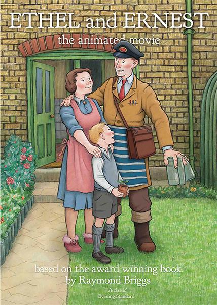نتیجه تصویری برای دانلود فیلم Ethel and Ernest 2016