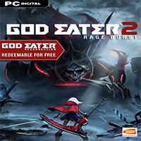 دانلود بازی کامپیوتر GOD EATER 2 Rage Burst نسخه CPY