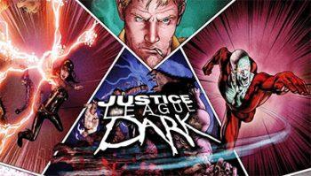 دانلود انیمیشن سینمایی Justice League Dark 2017