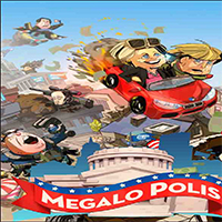 دانلود بازی کامپیوتر Megalo Polis نسخه SKIDROW