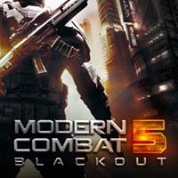 دانلود بازی Modern combat 5: Blackout برای iOS