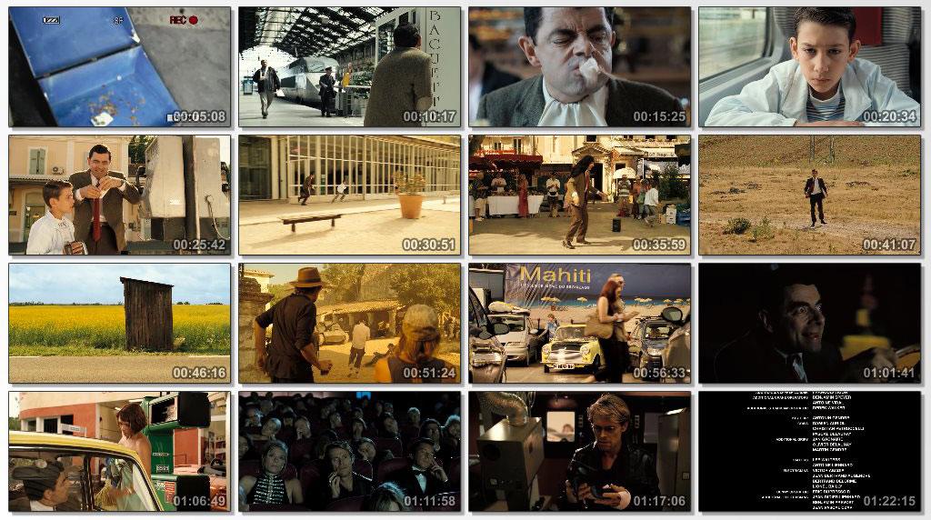 دانلود فیلم سینمایی Mr Beans Holiday 2007
