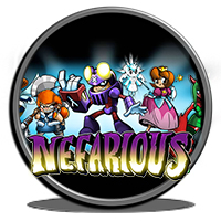 دانلود بازی کامپیوتر Nefarious