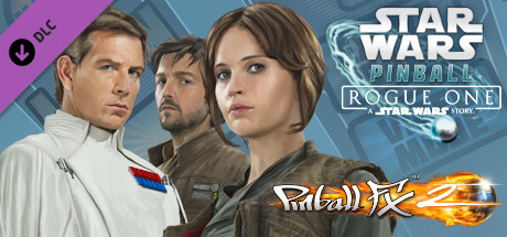 دانلود بازی کامپیوتر Pinball FX2 Star Wars Pinball Rogue One