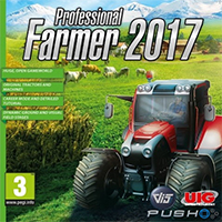 دانلود بازی کامپیوتر Professional Farmer 2017 Cattle Cultivation نسخه SKIDROW